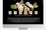 Интернет-магазин по продаже суши Fusioncity