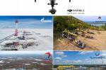 Промышленная аэросъемка камерой премиум класса