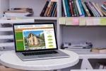 Сайт строительной компании Евродом