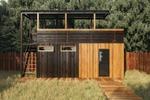 Модульный домик