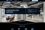 дизайн сайта psd sanvent39.ru