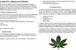 Лечение зависимости от марихуаны в Москве