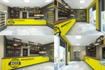 Дизайн пивного магазина