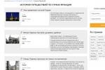Истории о путешествиях - статьи для сайта-агрегатора