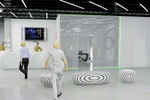 Визуализация центра обучения кинематографии для Дуровой Анны