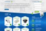 Макет сайта по системам безопасности