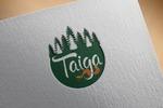 """Логотип для кожевенной мастерской """"Taiga"""""""