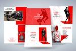 Концепция презентации для бутика одежды