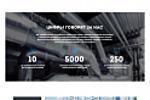 Дизайн сайта климатического оборудования