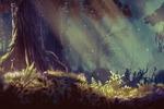 Фантастический лес