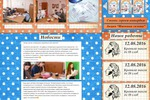 Макет сайта детско-юношеской газеты