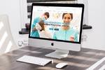 РЕШЕНИЕ сайт стоматологической клиники DentalMed