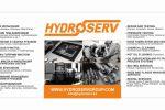 Банер 5х1,5м для компании Hydroserv