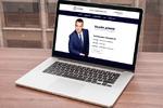 Landing page для известного Бизнес спикера Вадима Думина