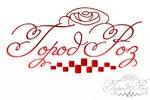 Логотип для службы доставки цветов