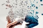 Эффект 3D-распада на частицы