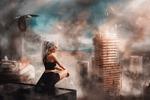 Апокалипсис (фото-арт)
