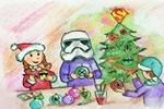 Иллюстрация Новый год
