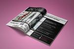Рекламный разворот в журнал