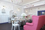 Мини зал кафе в стиле Прованс