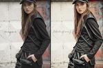 Street fashion (ретушь + цветкор)