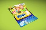 """Листовка + логотип для магазина детских товаров """"Умка"""""""