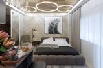 Дизайн и визуализация номера гостиницы