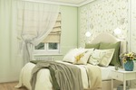 Спальня в натуральных оттенках 2