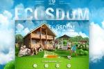 Редизайн 2.0 + верстка/программинг + тексты для сайта ecosdom.ru