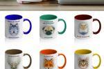 Design of mugs