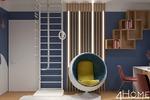 Дизайн-проекта детской комнаты