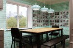 Дизайн-проект кухни-столовой для мамы блогера с 17 детьми