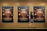 Постер для казино