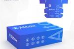 Дизайн упаковки для фирмы домашней автоматизации