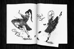 Рисунки для журнала