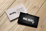 Визитка для Holidayz