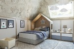 Дизайн детской комнаты для мальчиков-близнецов