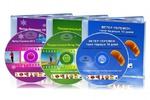 Оформление CD для онлайн тренингов ''Ветер перемен''