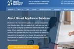 Тексты ENG на сайт для комании SmartApplianceServices.com (США)