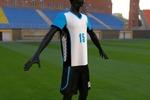 Разработка футбольной формы для команды ПОБЕДА