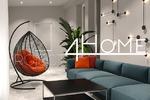 Дизайн-проект дома площадью 600 кв.м. (терраса, вариант 2)