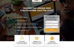 лэндинг для веб студии