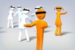 3D анимация толпы персонажей для ролика Mamba