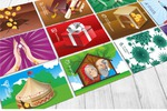 Карточки для настольной игры