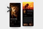 Дизайн приложения кинотеатра