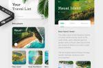 Дизайн приложения по поиску туров