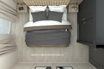 Спальня бежевая с черным