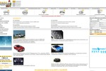 Автомобильный сайт TestAuto