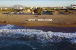 Heraklion, Amoudara, crete, Greece, kiteboarding from Ars Studio