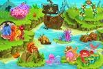 Game art объекты и локации для игры